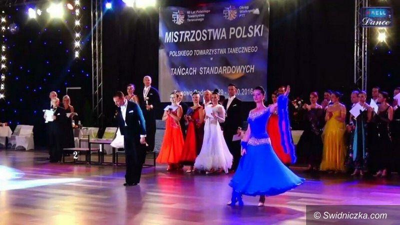 Świdnica: Państwo Wojasowie nie zwalniają tempa w tanecznych zmaganiach