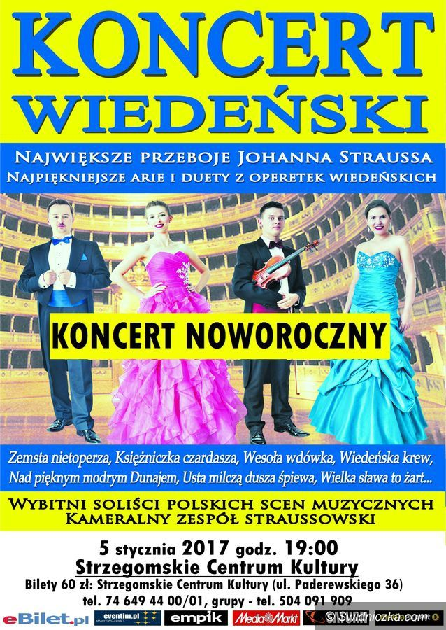 Strzegom: Wielki koncert odbędzie się w Strzegomiu