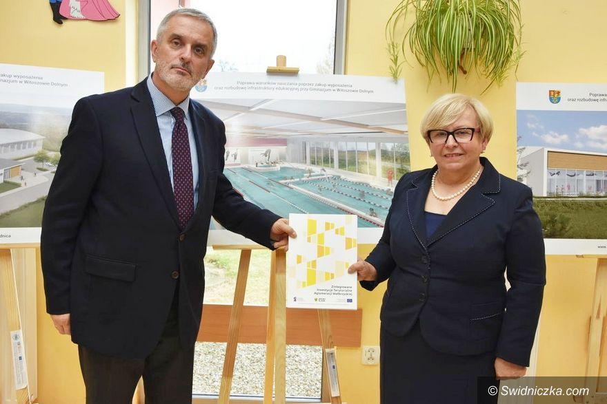 Witoszów Dolny: Startują z budową basenu