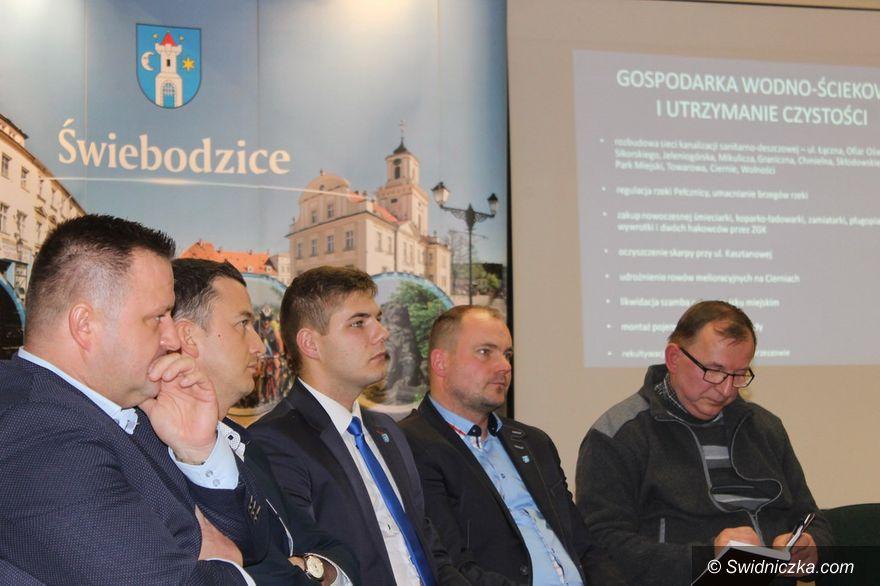 Świebodzice: Tym razem burmistrz spotkał się z mieszkańcami Osiedla Piastowskiego