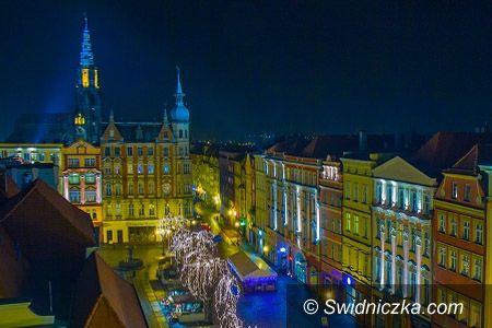 Świdnica: Świąteczne dekoracje w mieście
