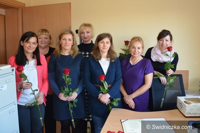 Marcinowice: Dzień Pracownika Socjalnego w Marcinowicach