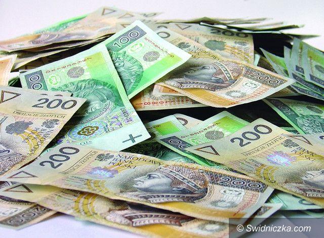 Świebodzice: Świebodzice obniżają podatki
