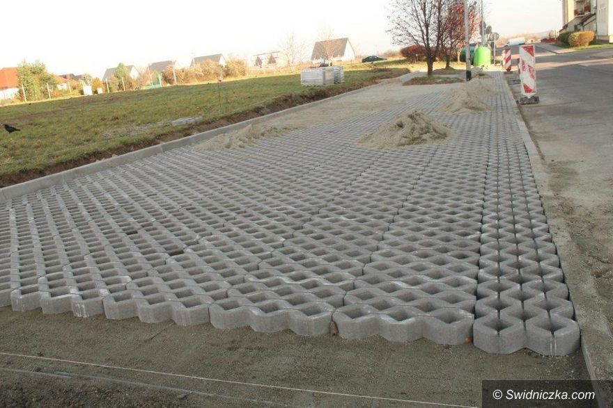 Świebodzice: Miasto robi parking