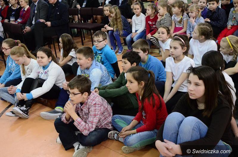 Imbramowice: Reforma oświaty – spotkanie w Szkole Podstawowej w Imbramowicach