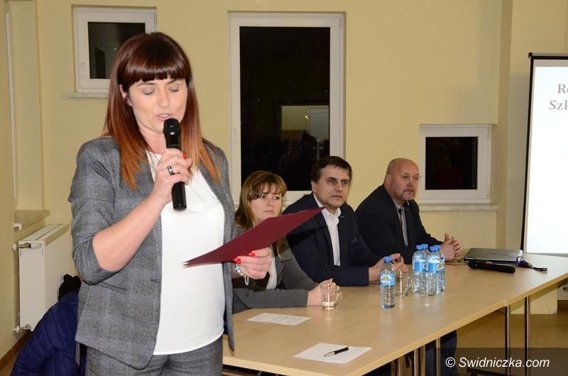 Mrowiny: Burmistrz spotkał się z mieszkańcami Mrowin