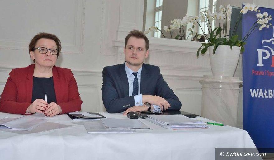 REGION: Łukasz Apołenis wybrany na wiceprezesa PiS
