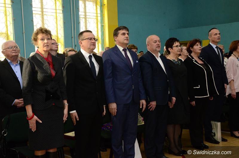 Żarów: 70–lecie Zespołu Szkół w Żarowie