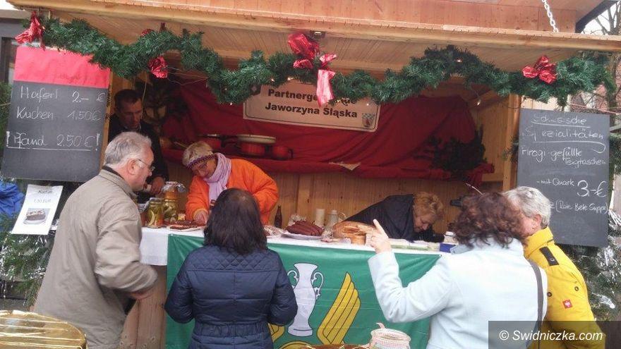 Jaworzyna Śląska: Na świątecznym jarmarku w Pfeffenhausen