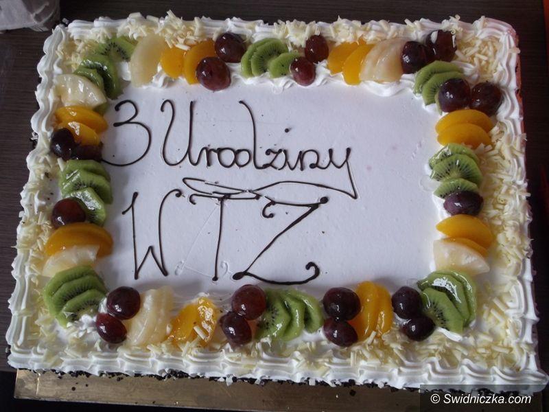 Strzegom: 3. urodziny WTZ–u