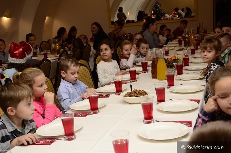 Żarów: Przy świątecznym stole