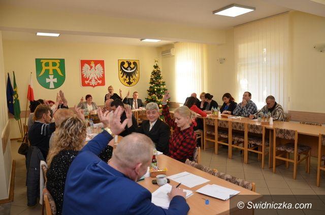 Marcinowice: Racjonalny budżet gminy Marcinowice