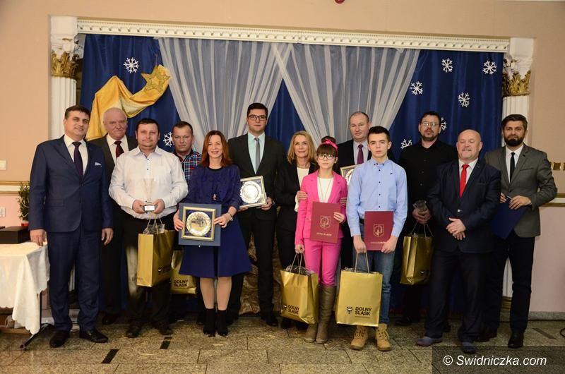 Żarów: Najlepsi sportowcy 2016 roku w gminie Żarów wybrani