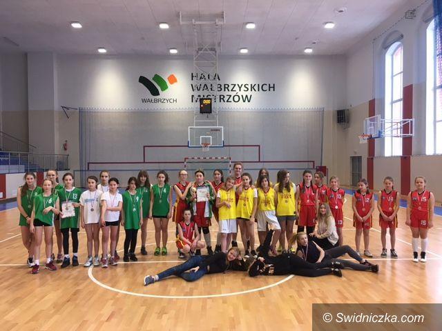 REGION: Finał strefy w mini koszykówce