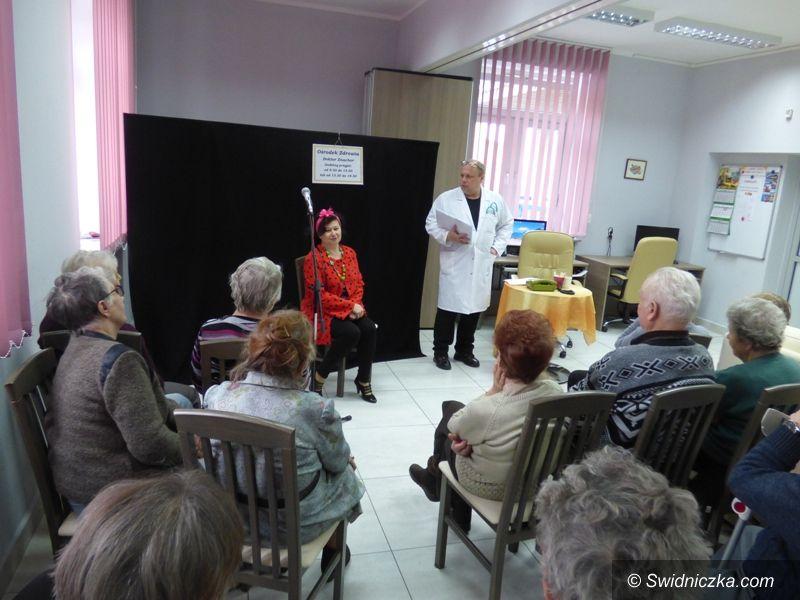 Strzegom: Spektakl teatralny dla seniorów