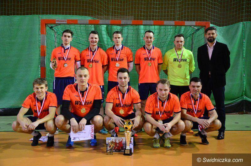 Żarów: Wektor Świdnica ponownie mistrzem Electrolux Cup
