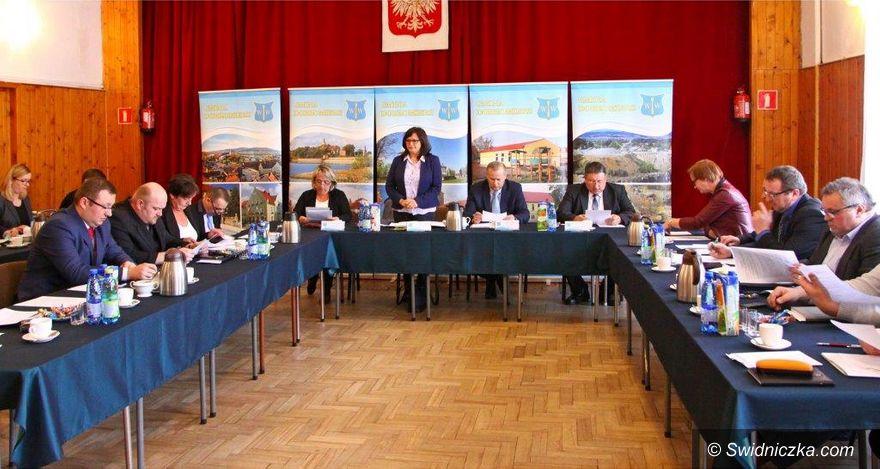 Dobromierz: Kolejne obrady Rady Gminy Dobromierza