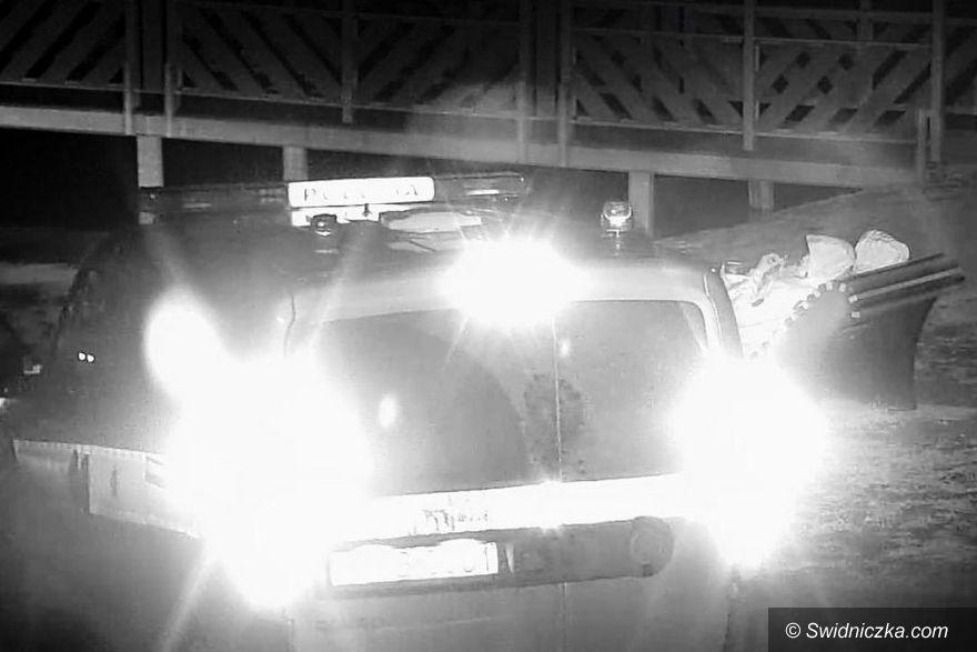 Świdnica: Palili marihuanę, ale operator monitoringu to wychwycił