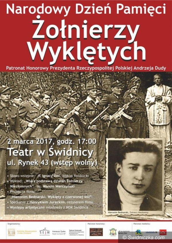 Świdnica/REGION: Narodowy Dzień Pamięci Żołnierzy Wyklętych