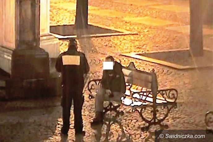 Świdnica: Idzie wiosna – rośnie liczba osób zakłócających porządek