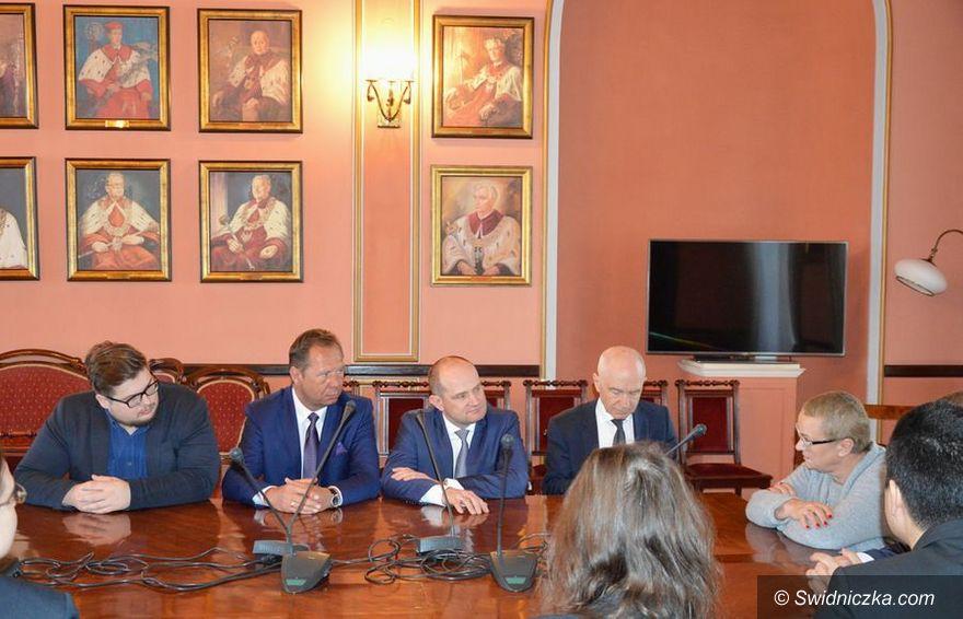 REGION: Prezydent Konfederacji Lewiatan na Dolnym Śląsku