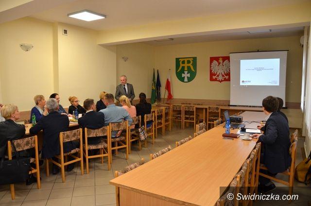 Marcinowice: Koncepcja budowy przedszkola gotowa