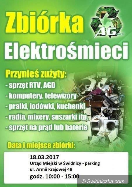 Świdnica: Wkrótce zbiórka elektrośmieci