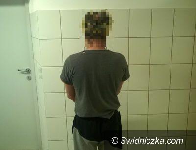 Świebodzice: Tymczasowy areszt dla podejrzanego o rozbój, włamanie i szereg kradzieży torebek