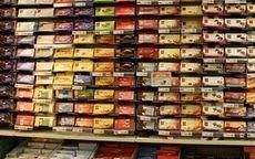 Świdnica: Ukradł łącznie 276 tabliczek czekolady