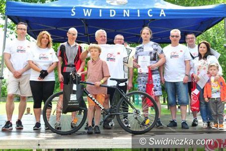 Świdnica: Rowerzysto – kręć kilometry i podaruj dziecku rower