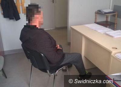 Świdnica: Włamywał się kilkukrotnie, wyrywał instalację elektryczną ze ścian, spowodował straty na kwotę 90 tys. złotych –