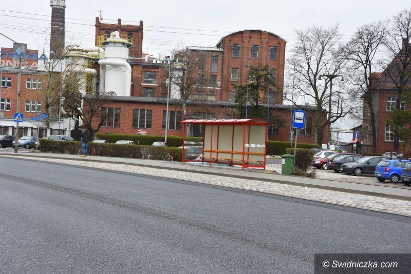 Gmina Świdnica: Nowe wiaty przystankowe