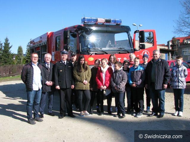 Marcinowice: Młodzież zapobiega pożarom – eliminacje w gminie Marcinowice