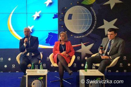 Świdnica: III Europejski Kongres Samorządów z udziałem Świdnicy