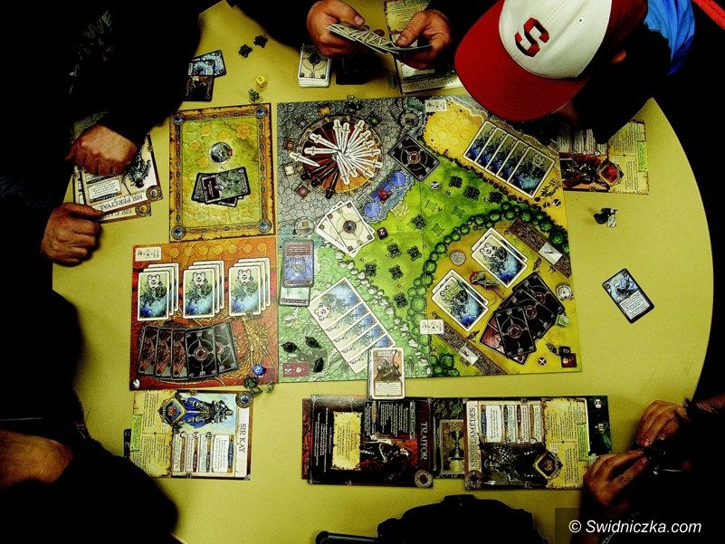 Żarów: Nocny maraton gier planszowych