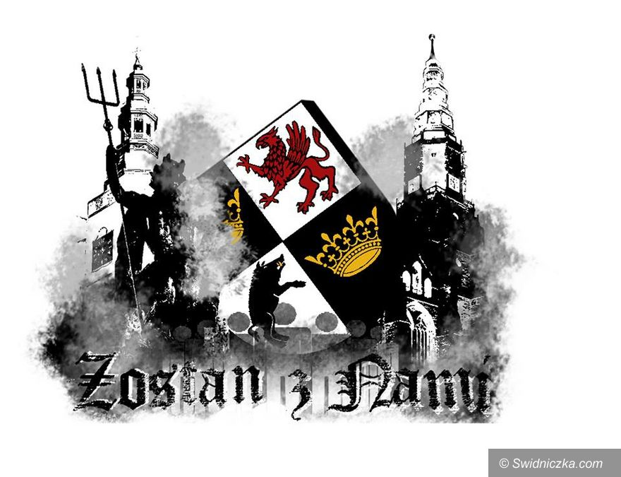 """Świdnica: Logo i znak graficzny programu """"Zostańcie z nami"""" wybrane"""