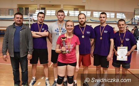 powiat świdnicki: Siatkarski weekend za nami
