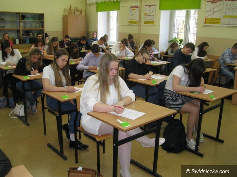 Świdnica: Najlepsi germaniści – gimnazjaliści wybrani
