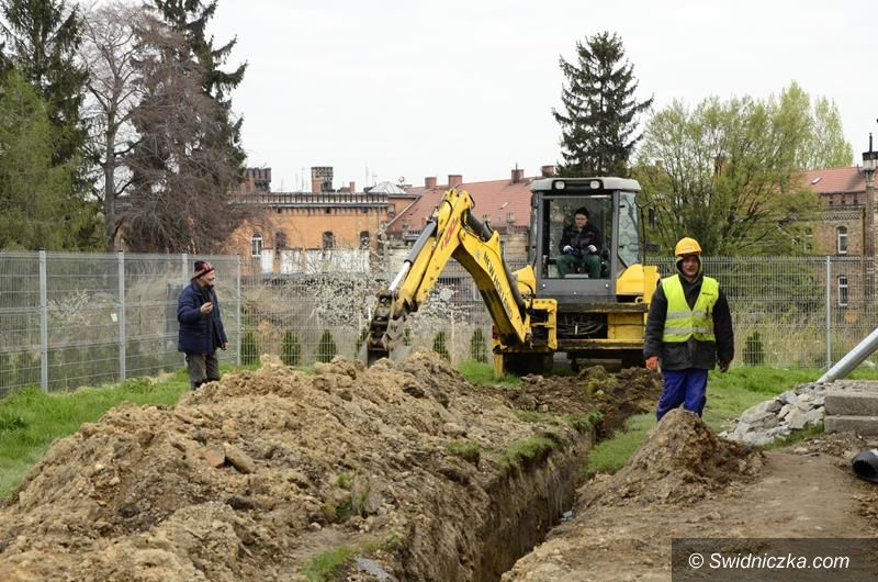 Żarów: Ruszyła termomodernizacja Szkoły Podstawowej w Żarowie
