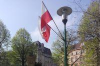 Świdnica: Flagi i symbole narodowe pod kontrolą
