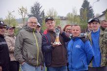 Świdnica: Puchar Lucjana Rymczaka w zawodach spławikowych