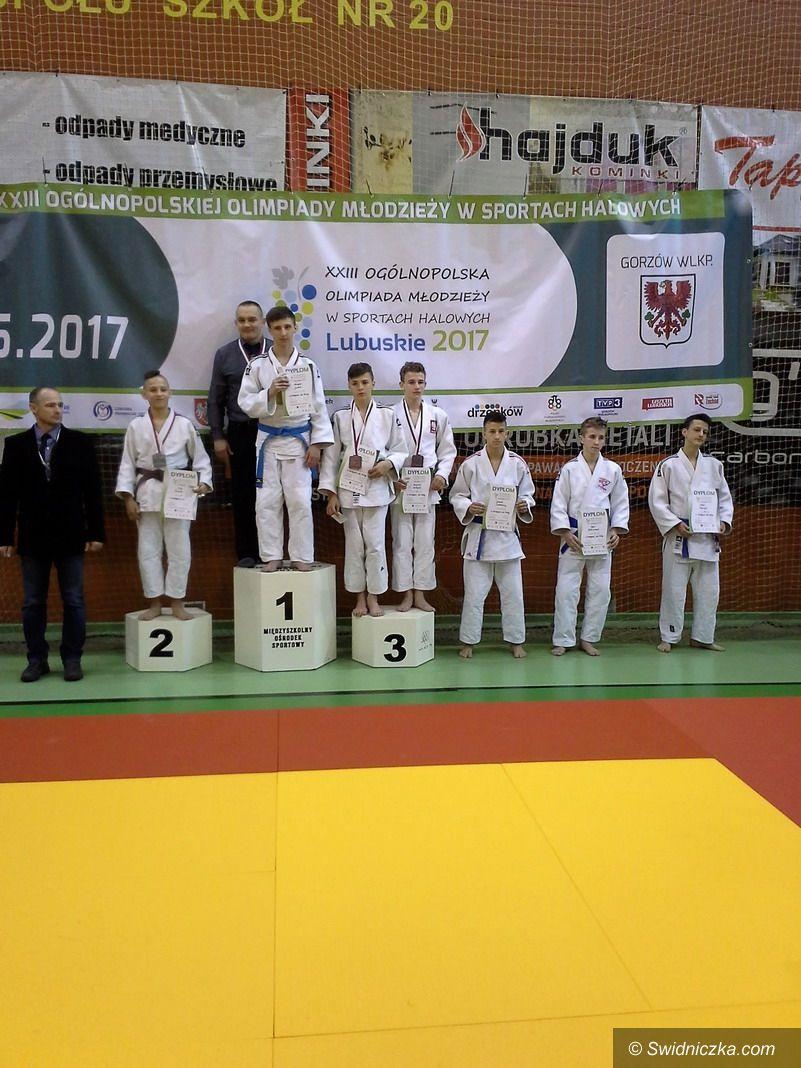Strzegom: Podium na mistrzostwach Polski