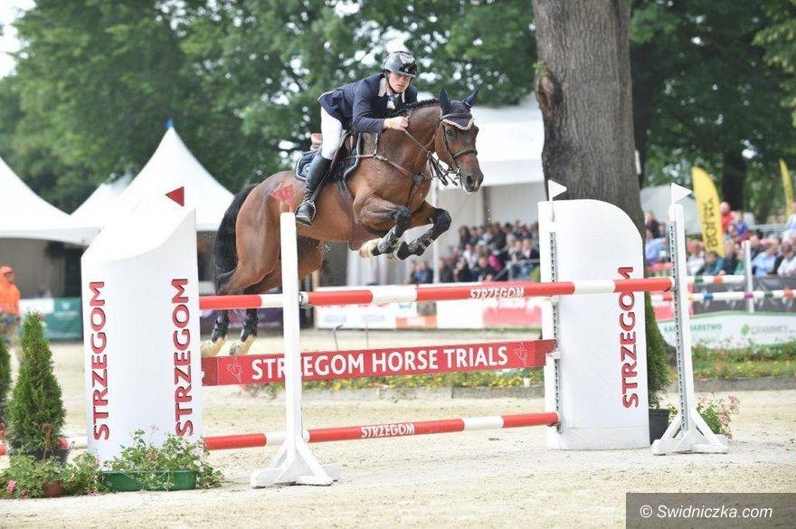 Strzegom: Mistrzyni olimpijska i mistrzyni świata na Strzegom Horse Trials
