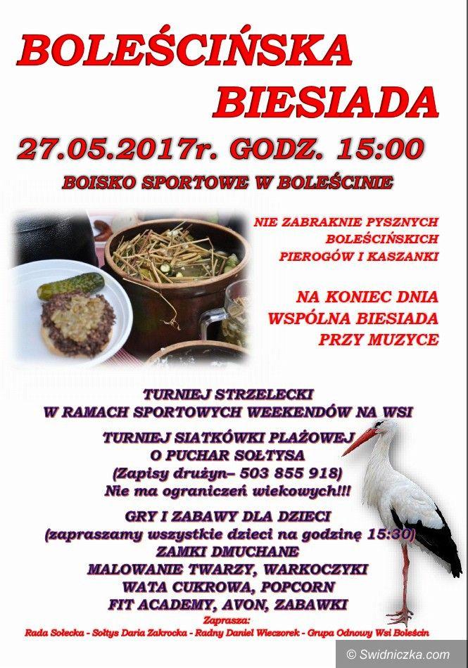 Boleścin: Przed nami Sportowy Weekend na Wsi