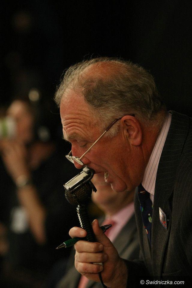 Strzegom: Legenda BBC – Mike Tucker będzie komentatorem ME w WKKW