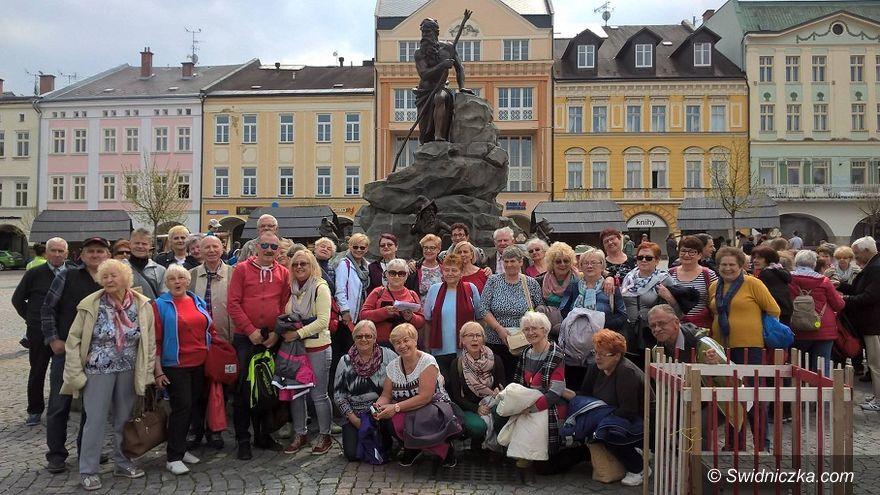 Świdnica: Świdniccy seniorzy aktywnie spędzają wolny czas