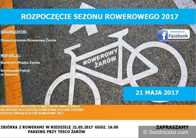 Żarów: Wybierz się na rowerową przejażdżkę