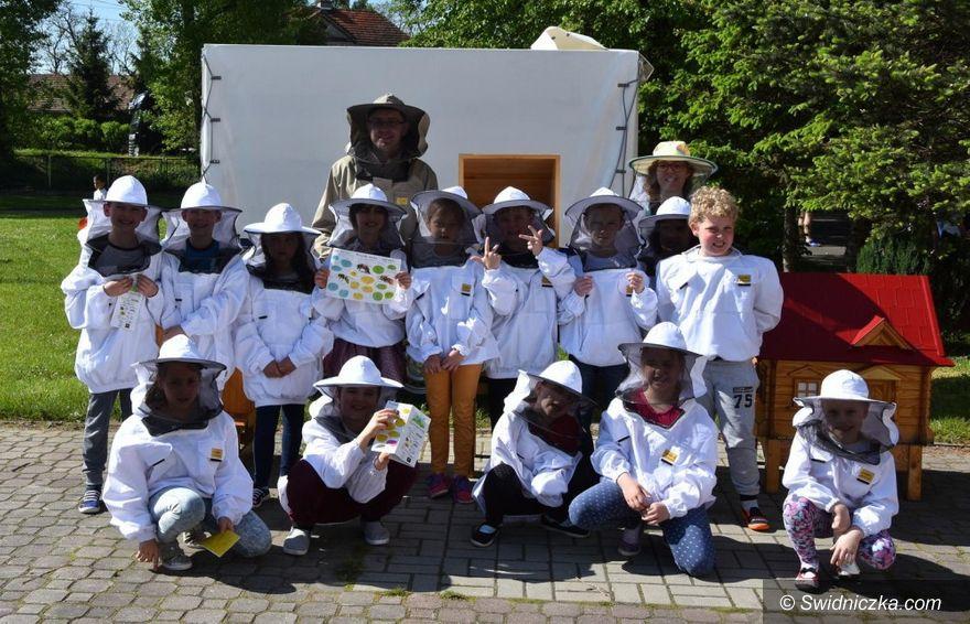 Pszenno: Mali pszczelarze z Pszenna