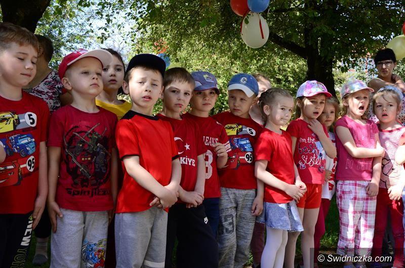 Żarów: Przedszkolaki uczciły Święto Optymizmu