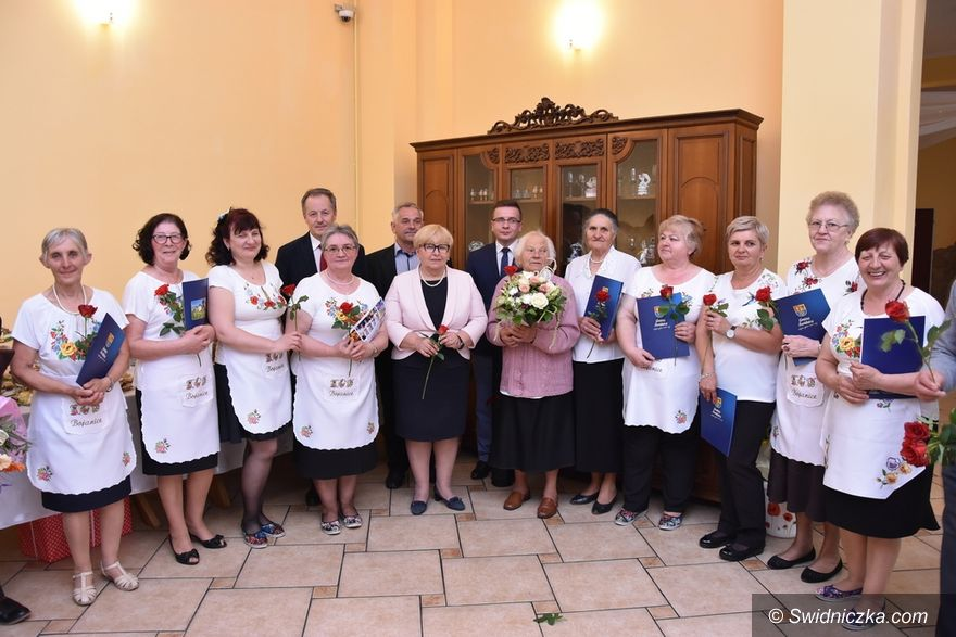 Bojanice: 10 lat działalności gospodyń z Bojanic